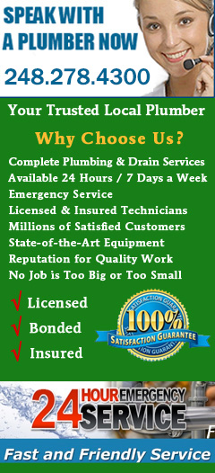 tri county plumbing services