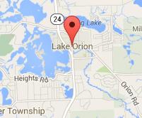 lake orion MI